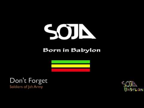 Baixar SOJA - Born in Babylon (Album Completo- Full Album) 2009