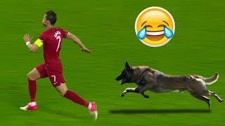 Những tình huống bóng đá Hài Hước nhất 2018 || Funny Football 2018