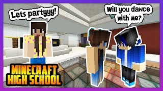 WHO WILL BE PROM QUEEN!?! - Minecraft High School