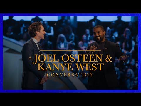 A Joel Osteen & Kanye West Conversation