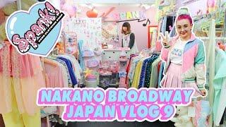 ♡ FAIRY KEI AND MAGICAL GIRLS IN NAKANO! | JAPAN VLOG 9 ♡