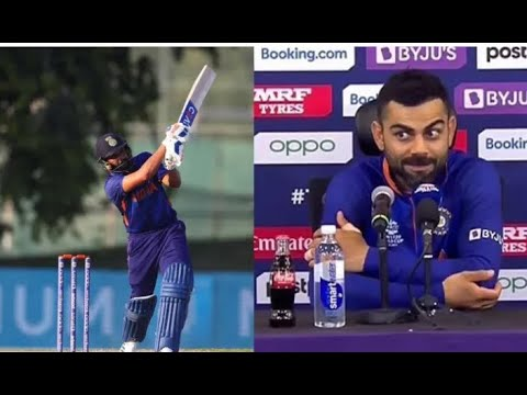 'Will you drop him?': Virat Kohli's 'fitting' reply to question on dropping Rohit Sharma