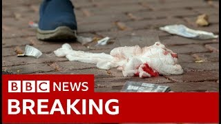 New Zealand shooting eyewitness: The shooting lasted for 10 to 15 minutes - BBC News
