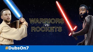 May the 4th be with you: Warriors vs. Rockets in the NBA playoffs