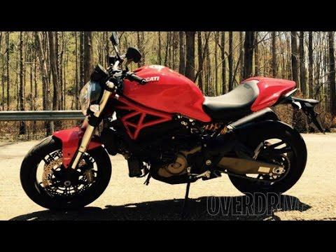 Ducati Monster 821 Walkaround