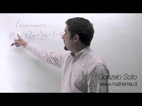 Ecuaciones 6