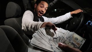 Tipping Uber Drivers $10,000