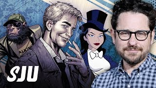 JJ Abrams Goes From Star Wars to Justice League Dark   SJU