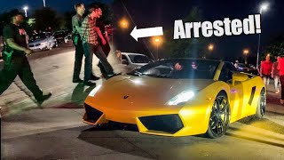 OKC Thursday Night Mega Meet - May 2019 - DRUNK GUY ON DRUGS GETS ARRESTED AFTER HITTING A CAR!!!