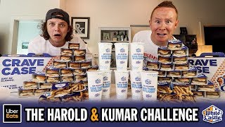 The Harold & Kumar Challenge from White Castle