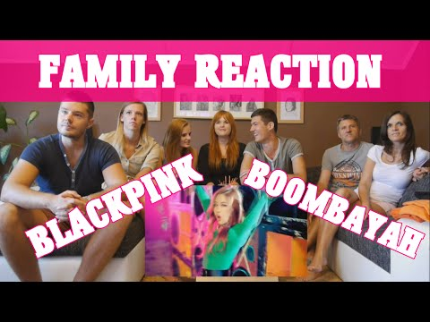 Non-Kpop Fans react to BlackPink - Boombayah