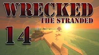 "Minecraft - ""Wrecked - The Stranded"" Part 14: Village Chief"
