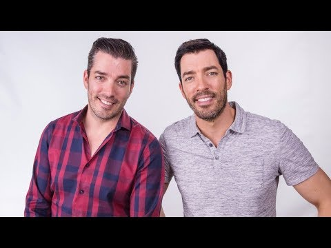 Jonathan and Drew Scott discuss the importance of home and their role as Habitat Humanitarians.