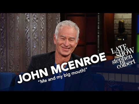 John McEnroe Respects Serena Williams But Stands By His Opinion