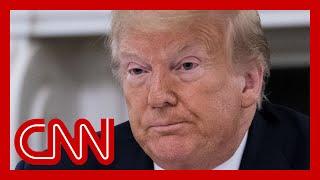 Fox News host corrects Trump on 'looting, shooting' origin