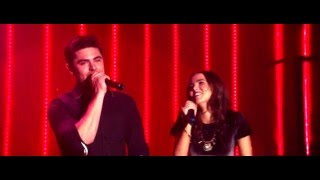 """Zac Efron and Zoey Deutch sing """"Because You Loved Me"""" in Dirty Grandpa"""