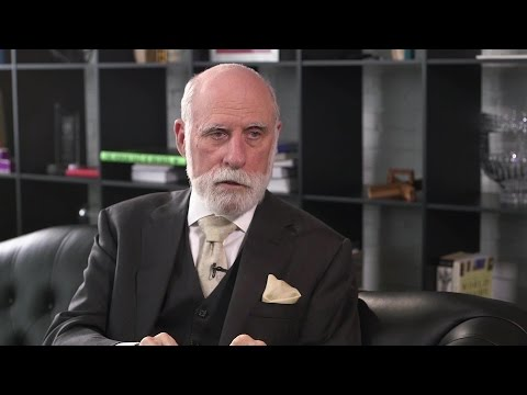 ICANN's history and its relationship with the U.S. Government - Vint Cerf