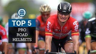 Top 5 - New Road Cycling Helmets 2018