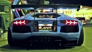 Test thử tiếng bô Lamborghini Aventador LP720-4