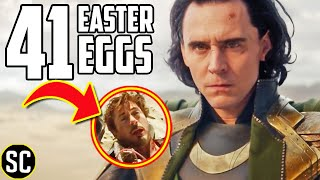 LOKI Trailer BREAKDOWN: Easter Eggs + EVERY Alternate Reality EXPLAINED
