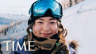 Snowboard Star Chloe Kim Opens Up About The Winter Olympics & Taking On Prom   TIME