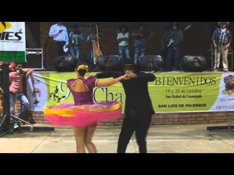 GANADORES PAREJAS DE BAILE 9 FESTIVAL EL CHALAN