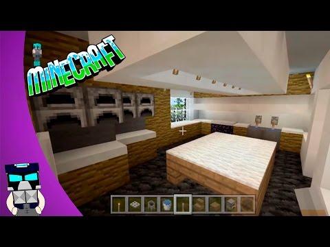 Como hacer una cocina minecraft pe musica movil for Como hacer muebles en minecraft