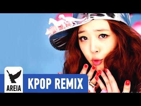 F(x) - Danger / Pinocchio | Areia Kpop Remix #59