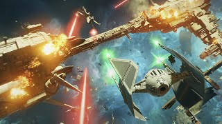 Why Star Wars: Squadrons May Be One of The Biggest Games of the Year
