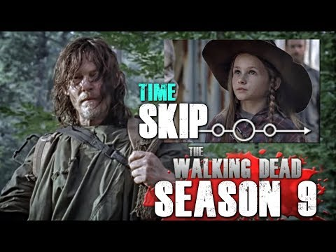 The Walking Dead Season 9 Episode 6 - 6 Year Time Skip - Video Predictions!
