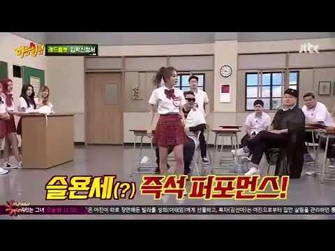 Red Velvet Seulgi dancing Beyoncé