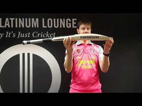 Laver & Wood Paramount Private Bin Cricket Bat