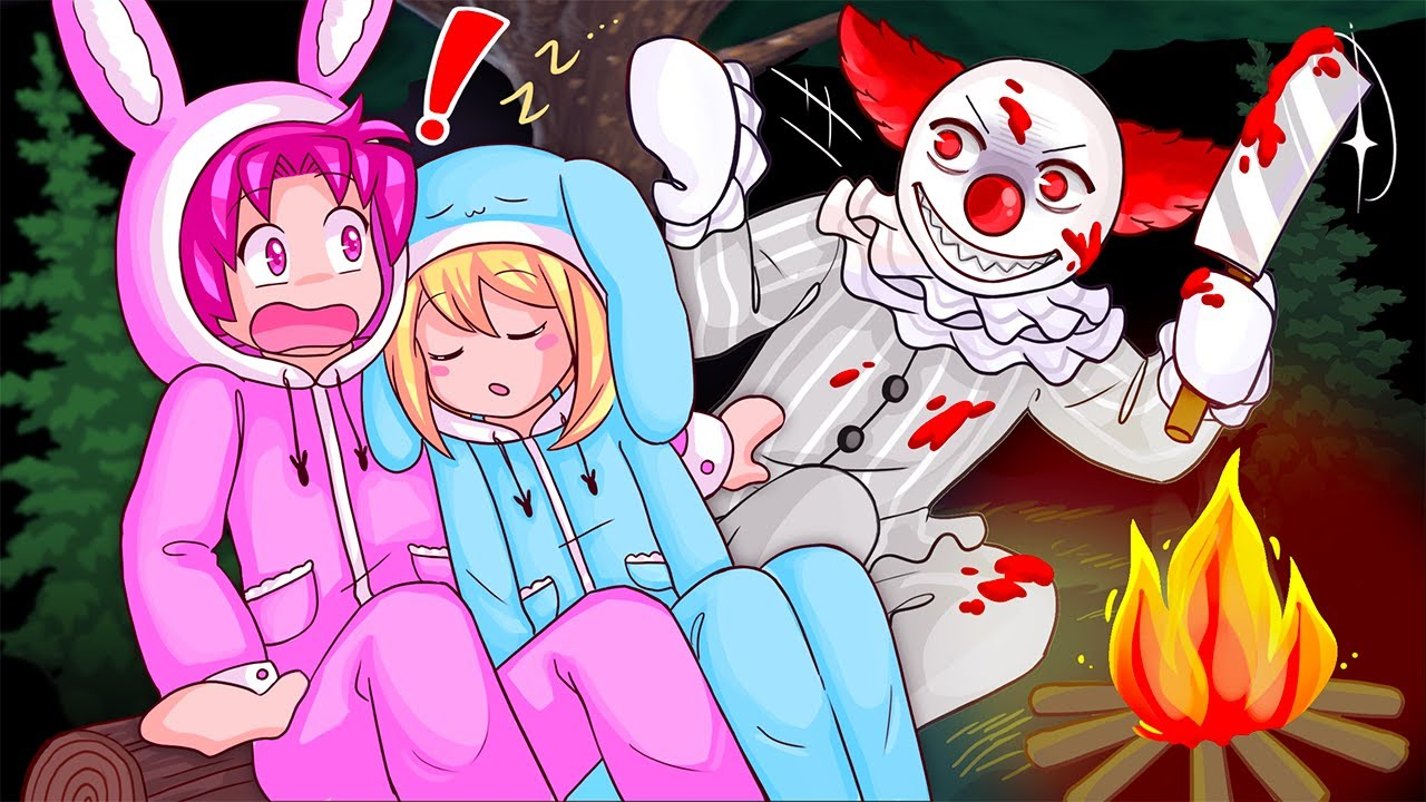 Don T Tell Scary Stories While Camping Roblox