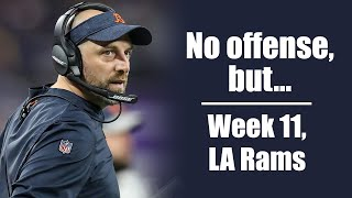 Breaking down Matt Nagy's role in the Chicago Bears' offensive disaster