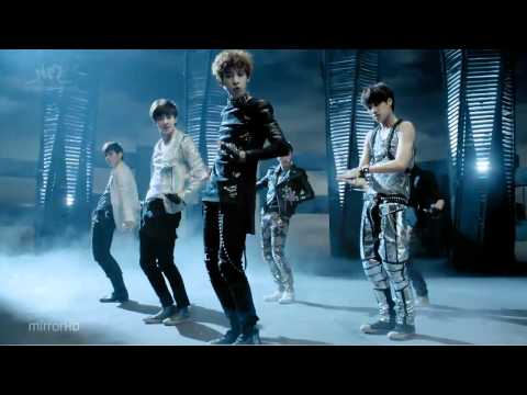 EXO-K - MAMA mirrored Dance ver.
