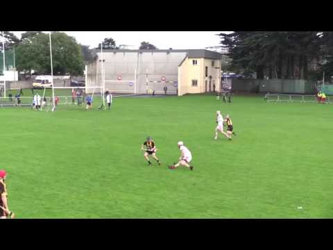 All 8 goals scored in the All Ireland 7s Shield Hurling Final