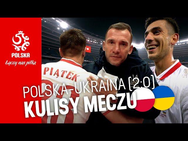 STRZELIŁBY PIĘĆ?! Kulisy meczu Polska – Ukraina (2:0) [VIDEO]