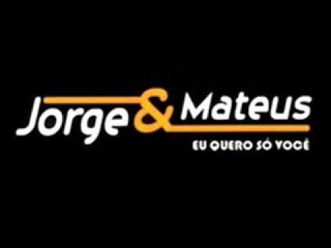 Baixar playback Jorge e Mateus-Eu quero só você