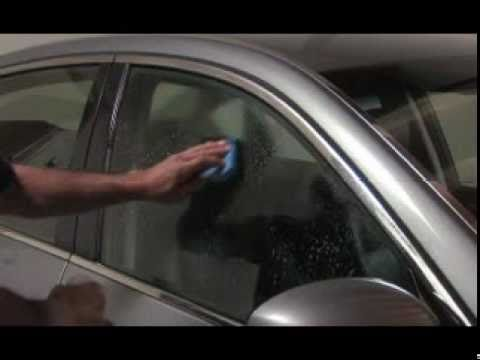 how to install window tint