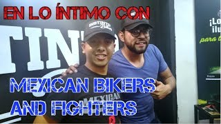 MEXICAN BIKERS AND FIGHTERS, TODOS TENEMOS INSTINTO BIKER (CAPITULO III)