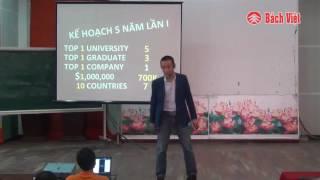[bachviet.edu.vn] Nguyễn Hữu Trí (phần 4) Đánh thức giấc mơ của bạn   YouTube