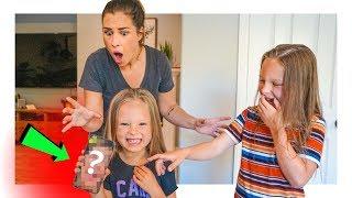 KIDS GO THROUGH MOMS CAMERA ROLL! **so embarrassing**