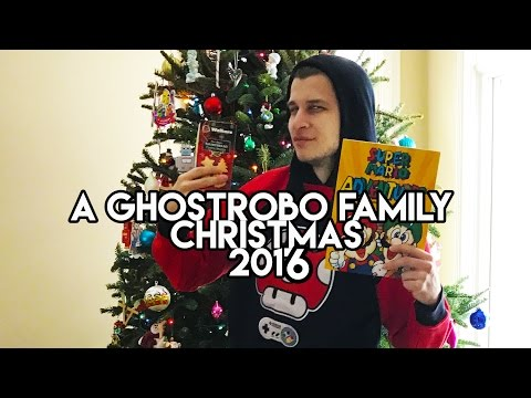 A GHOSTROBO FAMILY CHRISTMAS 2016