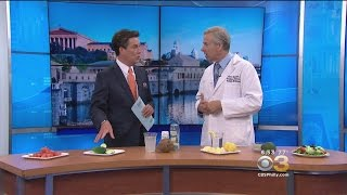 Doctor Rob Has Tips On How To Beat The Heat