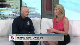 Frying Pan Tower D3