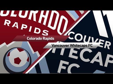Colorado Rapids vs Vancouver Whitecaps