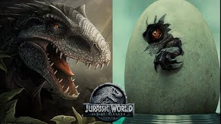 The Indoraptor Was The I-Rex's Sibling? InGen Faked Death | Jurassic World 2 Theory