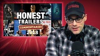 Honest Trailer Commentaries - The Oscars (2018)
