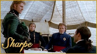 Sharpe Finds Out About A Possible French Rebellion | Sharpe