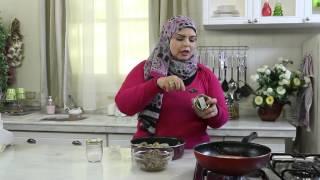 كاسات فراولة بالكريمة - كسكسي حادق - خرشوف باللحم المفروم - نجلاء الشرشابي - اكلات رمضانية مصرية